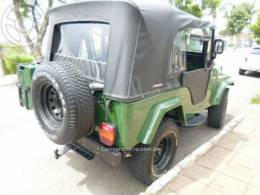 FORD - JEEP - 1969/1969 - Verde - R$ 43.000,00